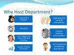 why host department