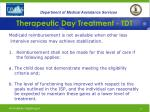 therapeutic day treatment tdt34