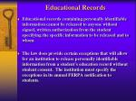 educational records2