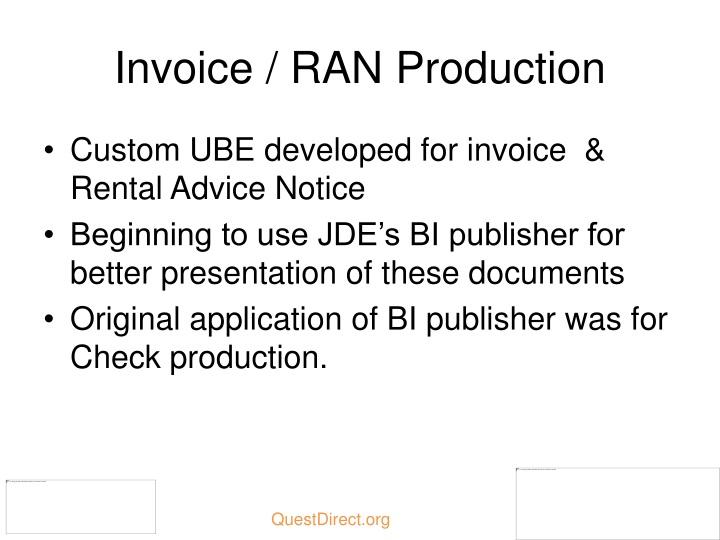 Invoice /