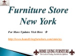 furniture store new york