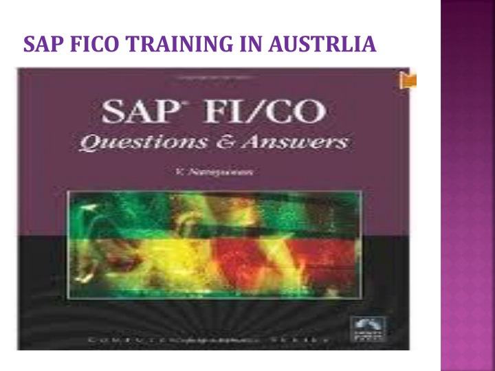 SAP FICO TRAINING IN AUSTRLIA