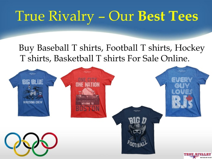 True Rivalry – Our
