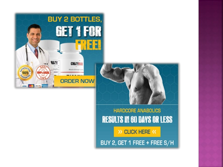 Crazy mass the best health supplement