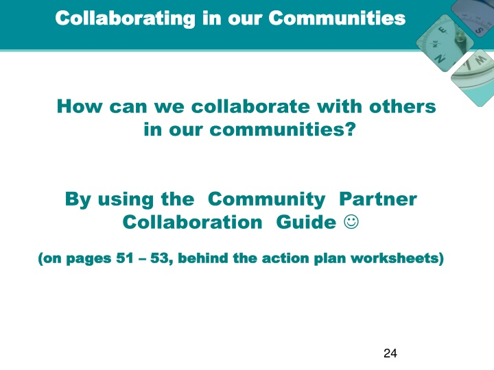 Collaborating in our Communities
