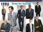 dress for success2