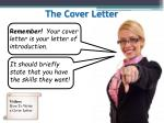 the cover letter5