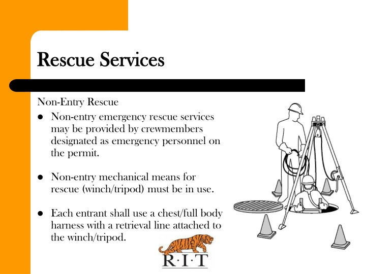 Non-Entry Rescue