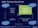 agile testing quadrants2