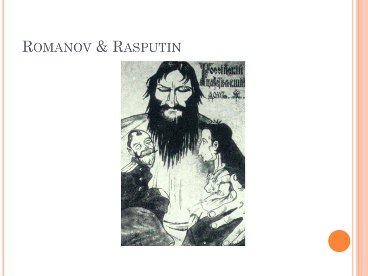 Romanov & Rasputin