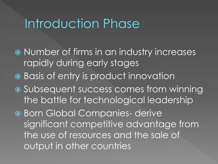 Introduction Phase