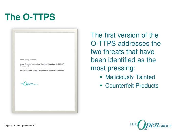 The O-TTPS