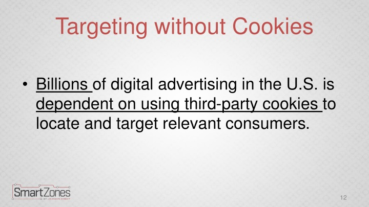 Targeting without Cookies