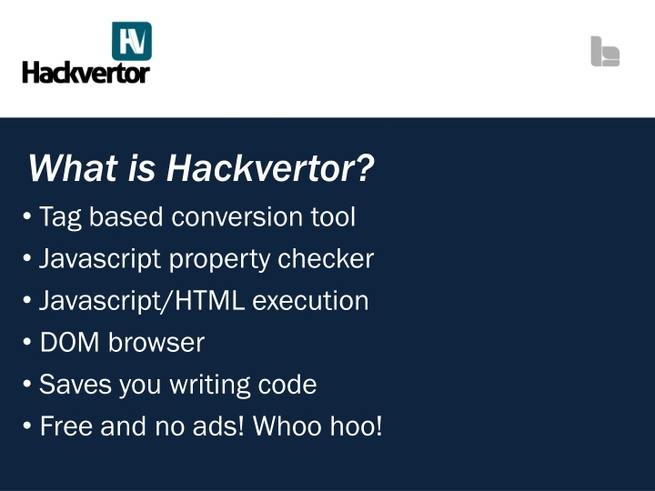 What is hackvertor