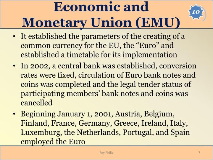 Economic and