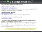 2 3 dost p do web mc