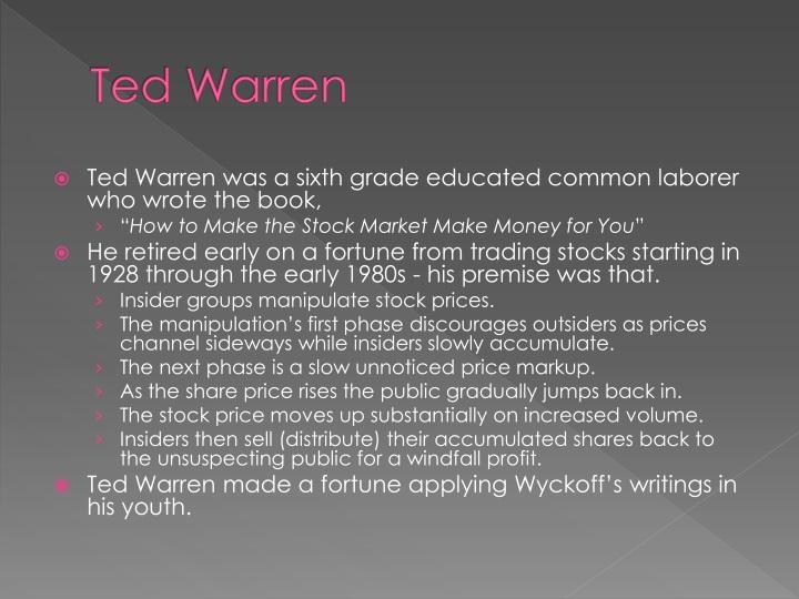 Ted Warren