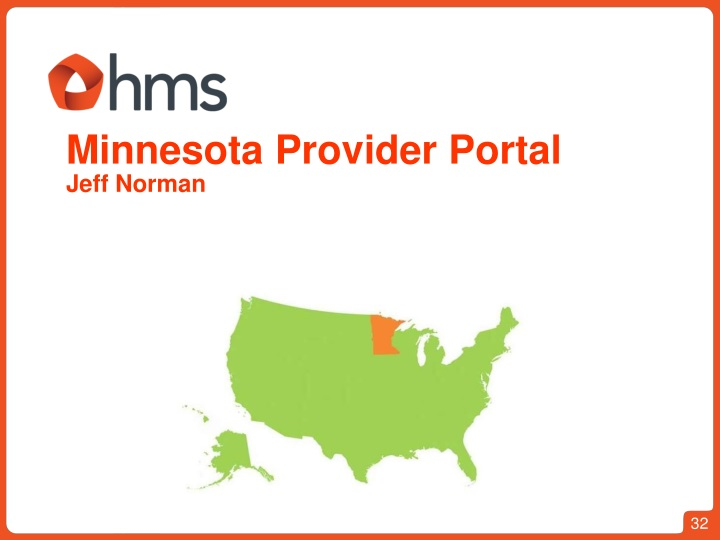 Minnesota Provider Portal