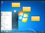 the windows desktop