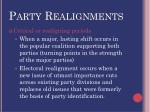 party realignments