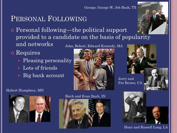George, George W, Jeb Bush, TX