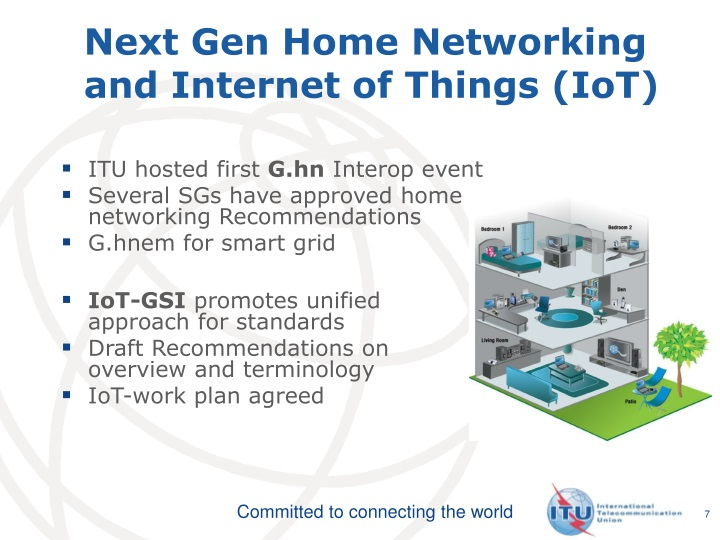 Next Gen Home Networking