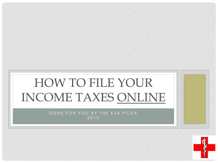 E-file Your IRS Taxes for FREE*