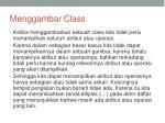 menggambar class