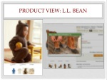 product view l l bean
