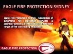 eagle fire protection sydney