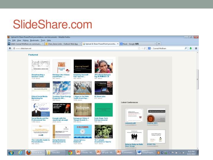 SlideShare.com