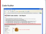 code auditor