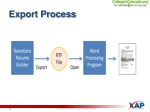 export process