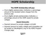 hope scholarship1