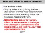 how and when to see a counselor2