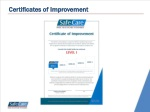 certificates of improvement