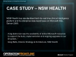 case study nsw health