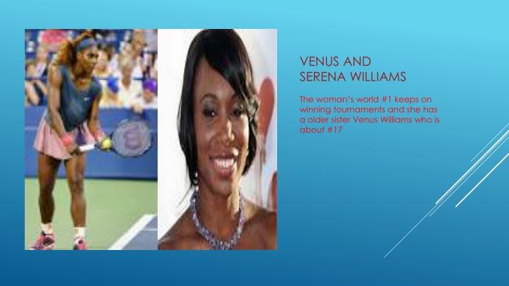Venus and