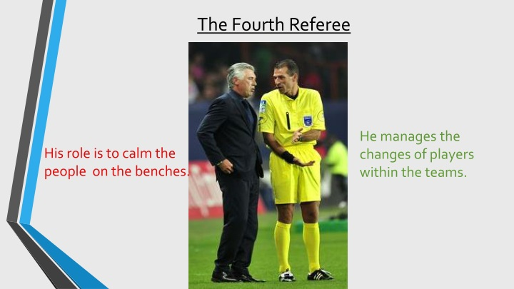 The Fourth Referee