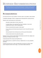 business recommendations1