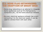 5 2 home plug networking the inception of smart grid
