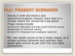 plc present scenario