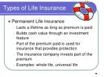 types of life insurance1