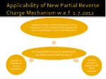 applicability of new partial reverse charge mechanism w e f 1 7 2012