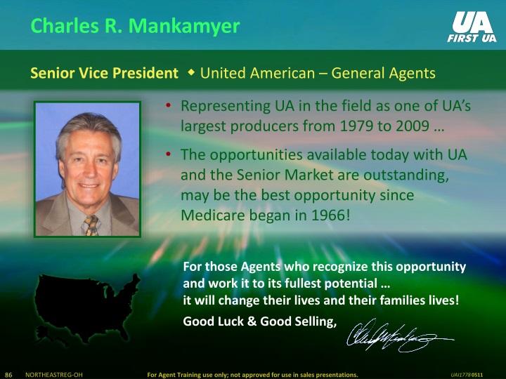 Charles R. Mankamyer