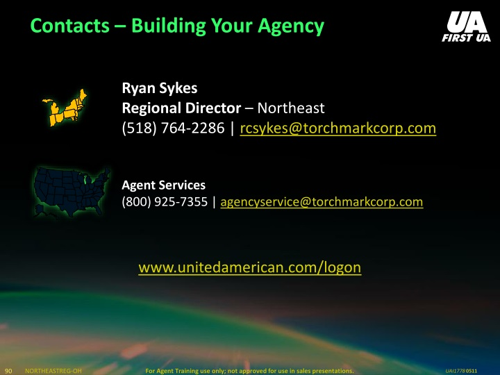 Contacts – Building Your Agency