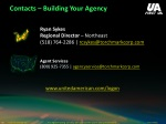 contacts building your agency