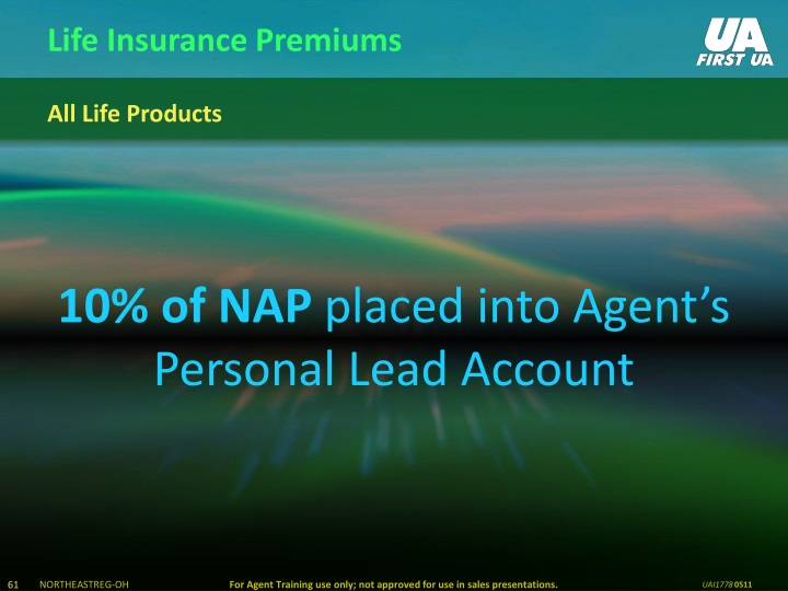 Life Insurance Premiums