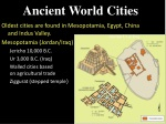 ancient world cities