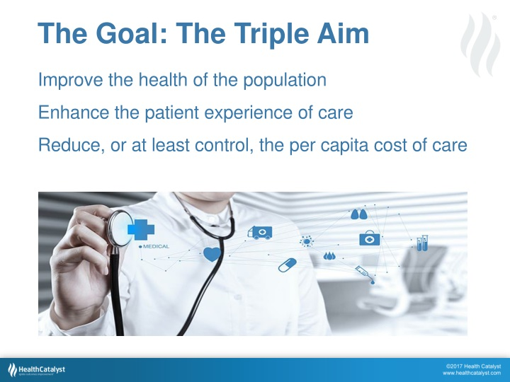 The Goal: The Triple